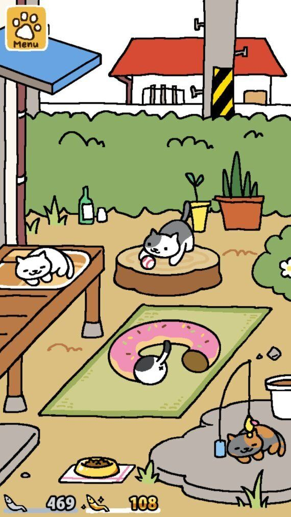 Neko Atsume: The App Turning Crazy Cat People Into Crazy