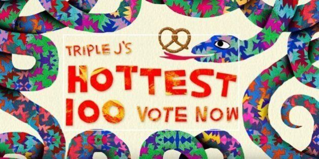 Australian Artists Reveal Who They're Voting For In Triple J's Hottest