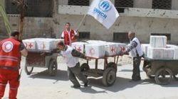 Humanitarian Aid Reaches 13,000 Families In Syria's Aleppo