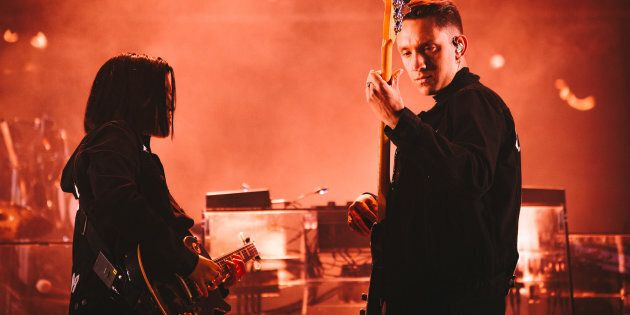 The xx headlining day one of Splendour In The