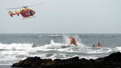 Fisherman 'Unable To Be Revived' After Being Swept Off Rocks In