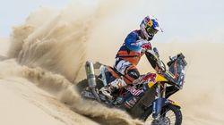 Aussie Motorbike Rider Toby Price Leads Dakar