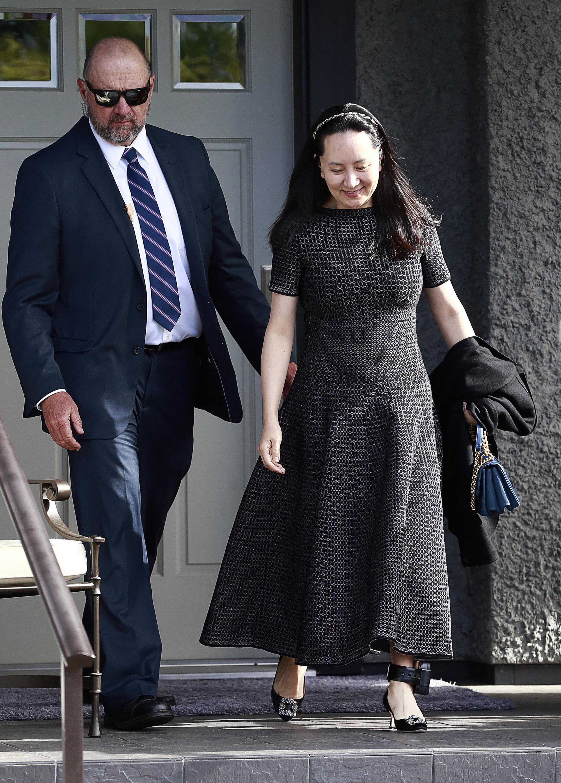 Huawei: Meng Wanzhou promet de se battre bec et