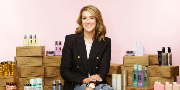'It Was The Chalk Tablet Of Websites': How This Entrepreneur Built A Flourishing Online Beauty