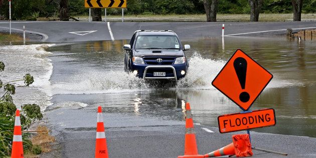 Christchurch is the fourth region to be evacuated in the South