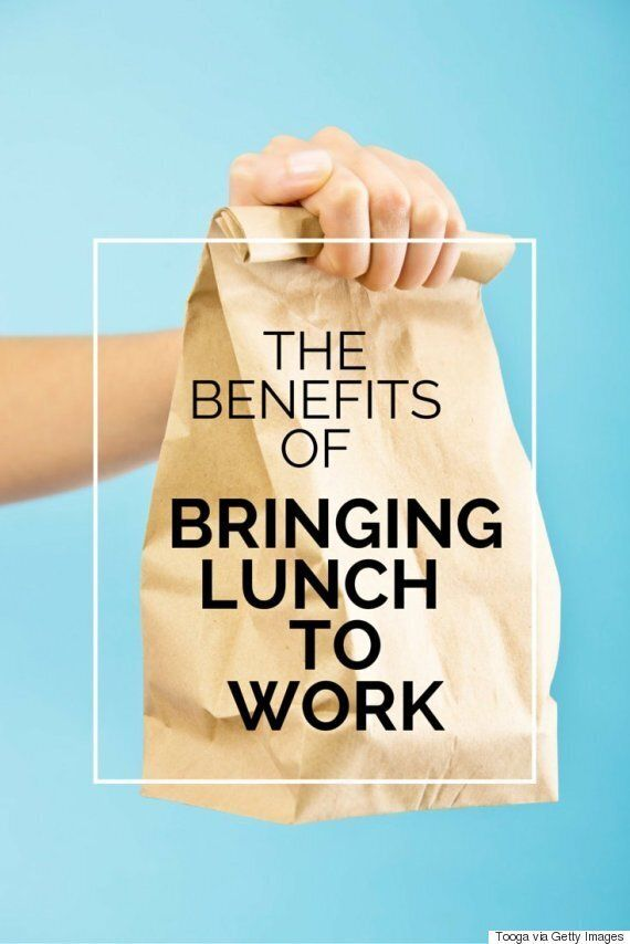 How Bringing Your Own Lunch To Work Can Help Your Energy Levels, Overall Health And Bank
