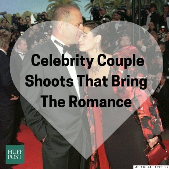 A Look Back At The Best Romantic Celebrity Couple