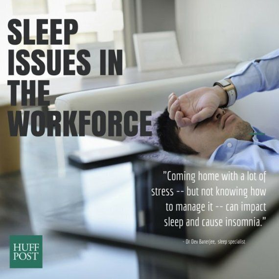 Sleep Issues In The Corporate