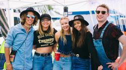 All The Cool Stuff People Wore To Splendour In The