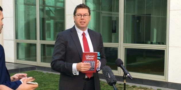 Labor Launches 'Liberal Waste Watch' Report With $400,000 Koala