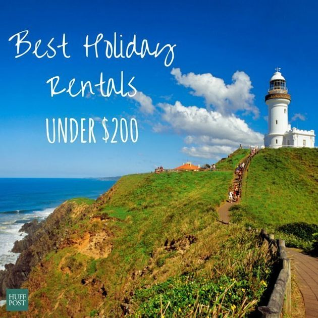 Weekend Getaways In Australia: Holiday Rentals Under