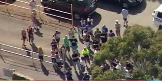Victorian Primary School In Lockdown After Reports Of Gunman On