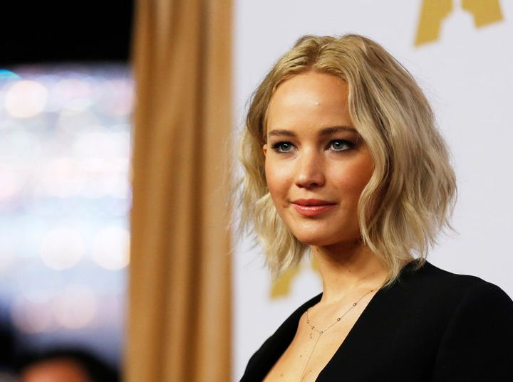 Jennifer Lawrence was attached to star in a movie adaptation of 'The Rosie Project' but then pulled out due to 'scheduling conflicts'.