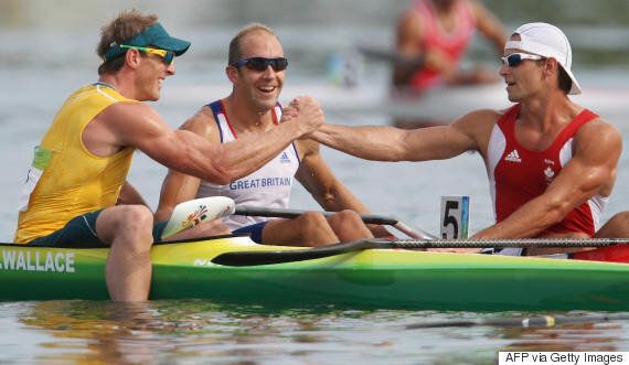 Rio Olympics: Kayaker Ken Wallace's Secret Relaxation Technique In His Quest For More
