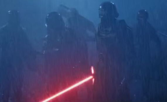 China Screens New Star Wars Trailer And It's So Good You Won't Even