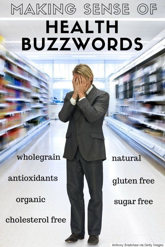 Health Food Buzzwords: What Do They Really
