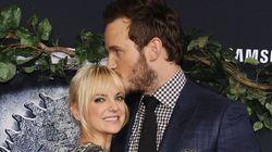 Anna Faris Says Chris Pratt Was 'Just Sobbing' When Their Son Was