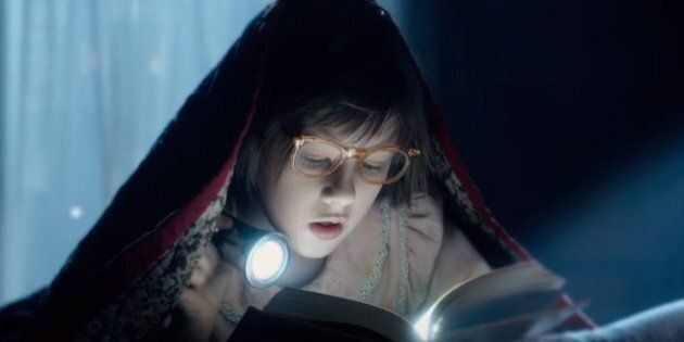 The BFG Film Adaptation Showcased In Magical First