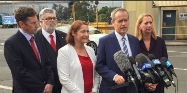 Labor Commits To Australian Steel Targets If