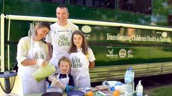Meet The Aussie Family Tackling Childhood Obesity, One Green Smoothie At A