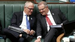 What's That You Said Tony, Sorry, Malcolm? Nothing Joe, Sorry,