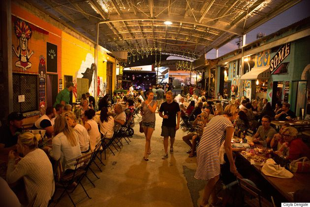 The Gold Coast's Best Food Including Miami Marketta, NightQuarter, QT Bazaar And The Village