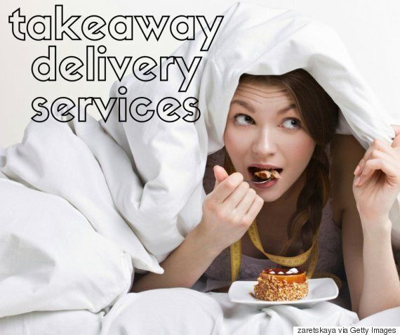 Takeaway Food Delivery Services: Making Lazy Dinner In Bed 100 Percent