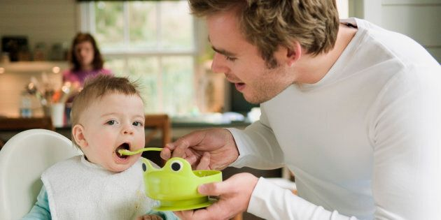 Fathers have a responsibility to care for their children to the same extent as