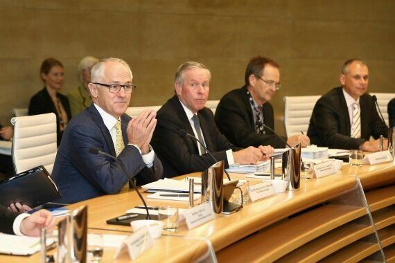 COAG: No GST Increase As Leaders Agree To Action On Domestic Violence, Ice And
