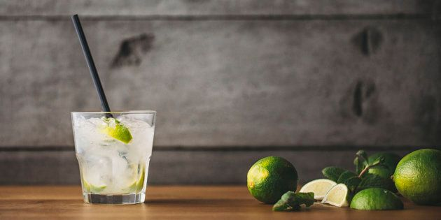 Vodka soda isn't the only option if you're on the wagon.