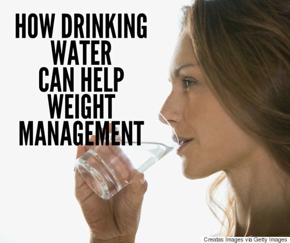 Drinking Water And Weight Loss: Research Suggests Plain Water May Be An Effective Weight Loss