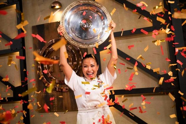 Winner winner, three course dinner. Diana Chan takes home the grand prize of 'MasterChef Australia'
