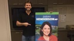 The Liberal Party Accidentally Sends Election Signs To A Trade