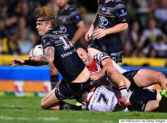 Ian Henderson Injury: Sydney Roosters Journeyman Breaks Leg In 40-0 Loss To North Queensland Cowboys.