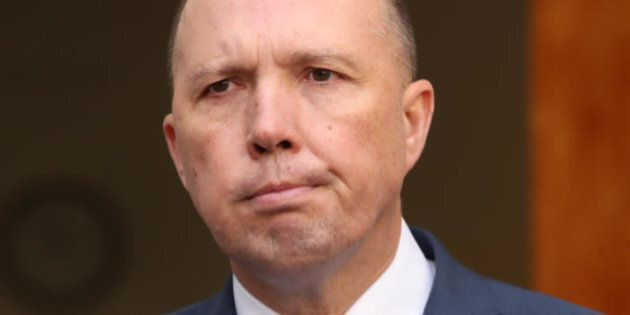 Peter Dutton: 'The position of the Coalition Government has been clear and