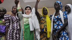 Malala Doesn't Want Us To Forget About Nigeria's Abducted