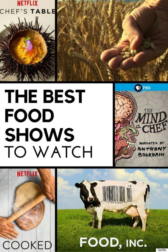 Netflix Food Shows You Need To
