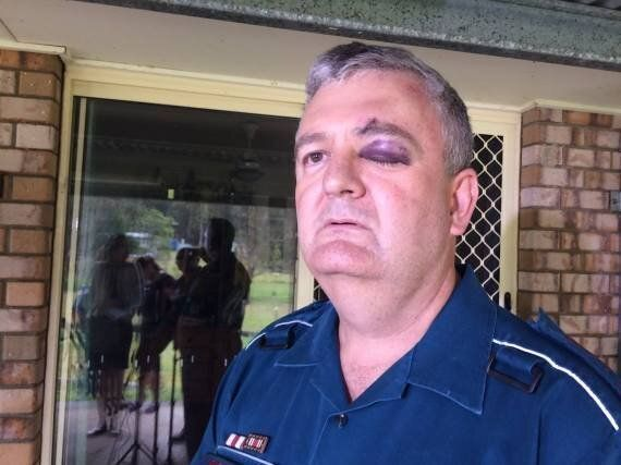 Queensland Paramedic Allegedly Assaulted In Moving