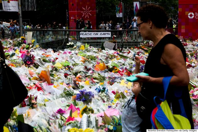 'Flowers' To Feature In Lindt Cafe Siege