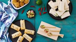Four Fancy, Easy Canapes To Make At Your Next
