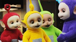 Eh Oh! It looks like the Teletubbies Have Had