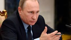 Putin's Drawdown Is as Much About World Order as About