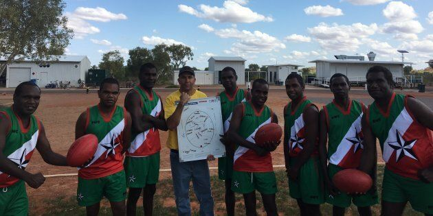 Meet the possible champions of the Barkly Australian Football