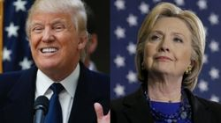 New York Is Donald Trump And Hillary Clinton