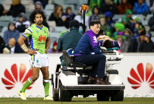 In fairness to Soliola, he has been suitably contrite ever since the