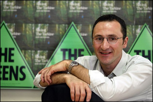 Greens leader Richard Di Natale agrees with Bob Katter - never blame your
