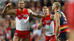 Ferocious Win Against Crows Comes At A Cost For Sydney