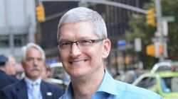 Watch: Tim Cook Tells Colbert Why He Came Out As