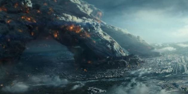 Independence Day 2 Trailer Dropped, And It Is