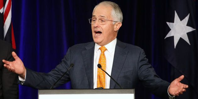 Turnbull Talks Up Australia's Immigration Policies At UN Leaders Summit in New